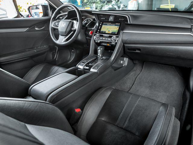 2016 Honda Civic EX-L Burbank, CA 11