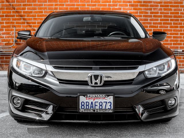 2016 Honda Civic EX-L Burbank, CA 2