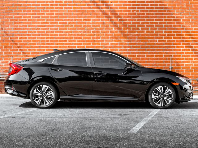 2016 Honda Civic EX-L Burbank, CA 3