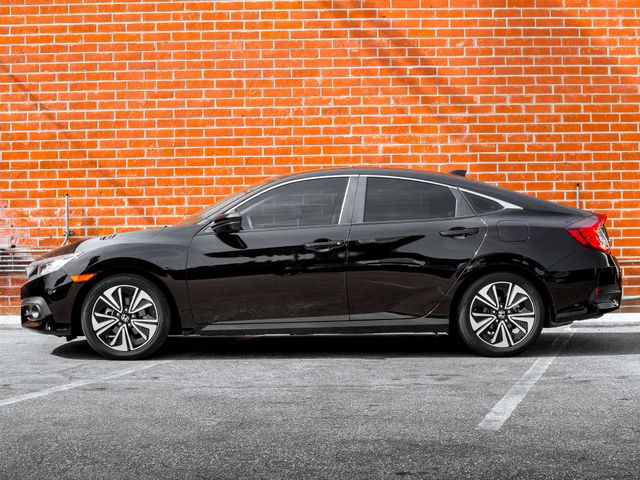 2016 Honda Civic EX-L Burbank, CA 4