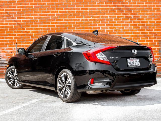 2016 Honda Civic EX-L Burbank, CA 6