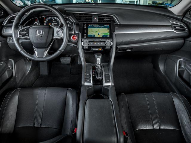 2016 Honda Civic EX-L Burbank, CA 8