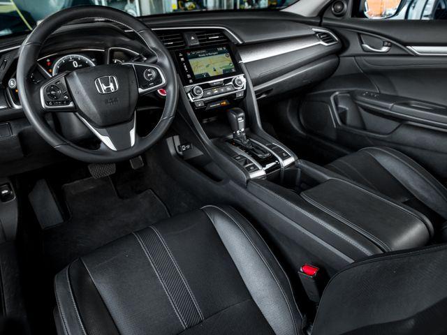 2016 Honda Civic EX-L Burbank, CA 9