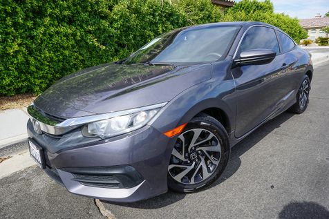 2016 Honda Civic LX-P in Cathedral City