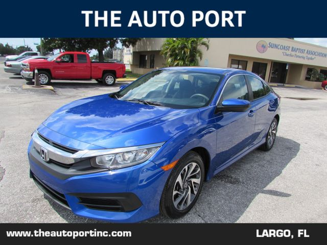 2016 Honda Civic EX in Clearwater Florida, 33773
