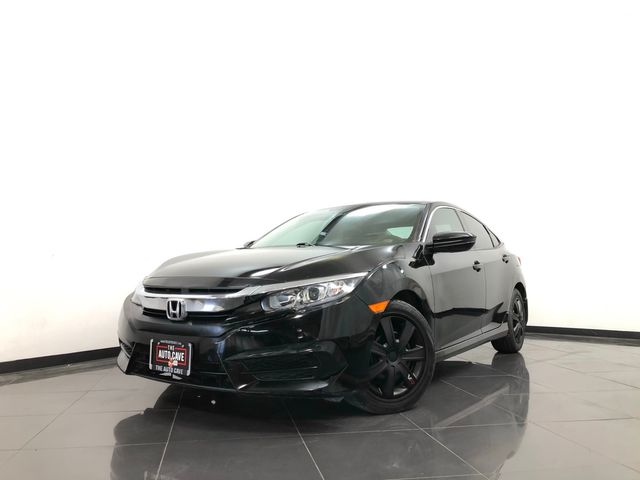 2016 Honda Civic *Affordable Payments* | The Auto Cave in Dallas