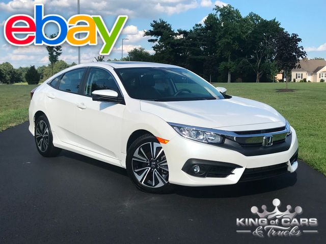 2016 Honda Civic Ex-L 1-OWNER CLEAN CARFAX MUST SEE in Woodbury New Jersey, 08096