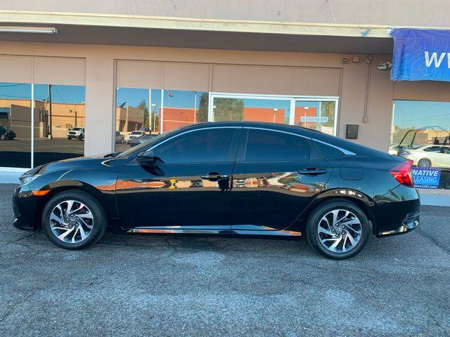 2016 Honda Civic EX 5 YEAR/60,000 MILE FACTORY POWERTRAIN WARRANTY Mesa, Arizona 1