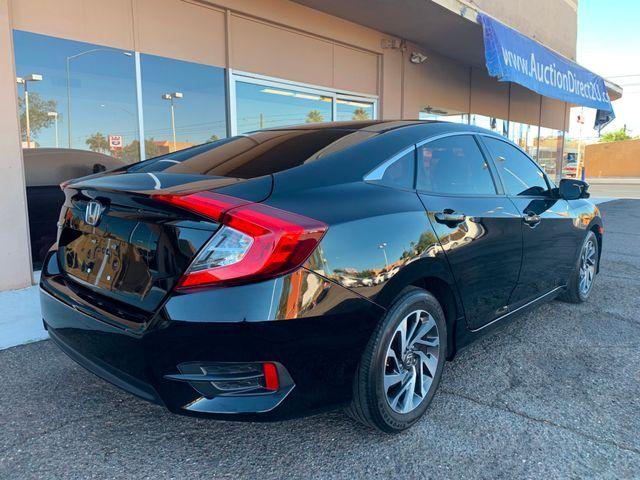 2016 Honda Civic EX 5 YEAR/60,000 MILE FACTORY POWERTRAIN WARRANTY Mesa, Arizona 4