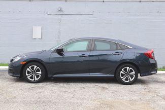 2016 Honda Civic LX Hollywood, Florida 9