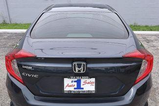 2016 Honda Civic LX Hollywood, Florida 47