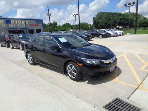 2016 Honda Civic LX in Houston