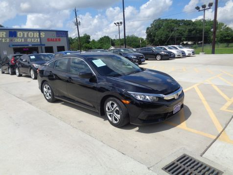 2016 Honda Civic LX in Houston