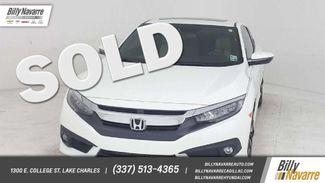 2016 Honda Civic Touring  city Louisiana  Billy Navarre Certified  in Lake Charles, Louisiana