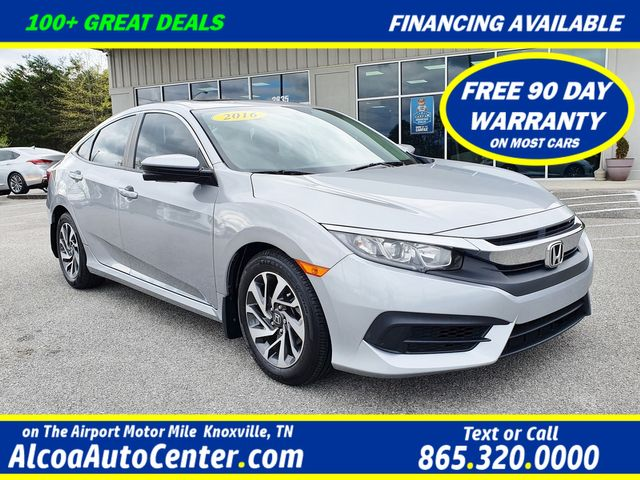 2016 Honda Civic EX in Louisville, TN 37777