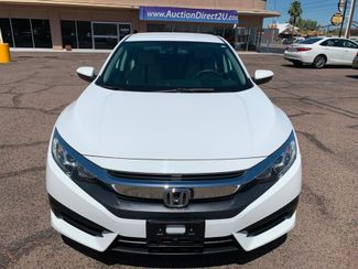 2016 Honda Civic LX 5 YEAR/60,000 MILE FACTORY POWERTRAIN WARRANTY Mesa, Arizona 7