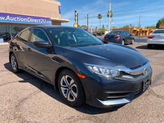 2016 Honda Civic LX 5 YEAR/60,000 MILE FACTORY POWERTRAIN WARRANTY Mesa, Arizona 6