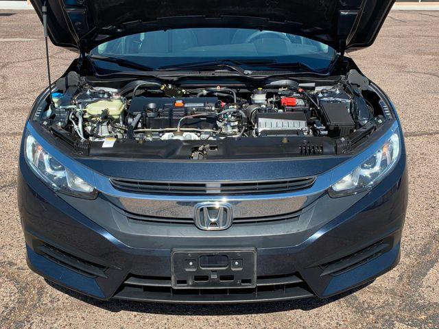 2016 Honda Civic LX 5 YEAR/60,000 MILE FACTORY POWERTRAIN WARRANTY Mesa, Arizona 8