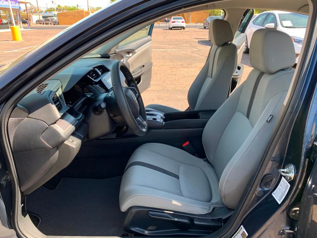 2016 Honda Civic LX 5 YEAR/60,000 MILE FACTORY POWERTRAIN WARRANTY Mesa, Arizona 9