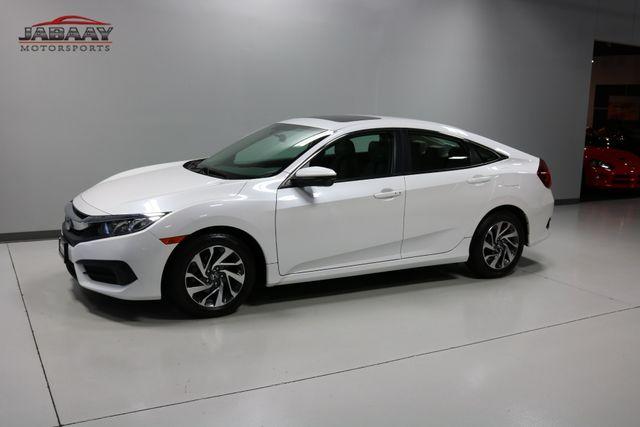 2016 Honda Civic EX Merrillville, Indiana 33