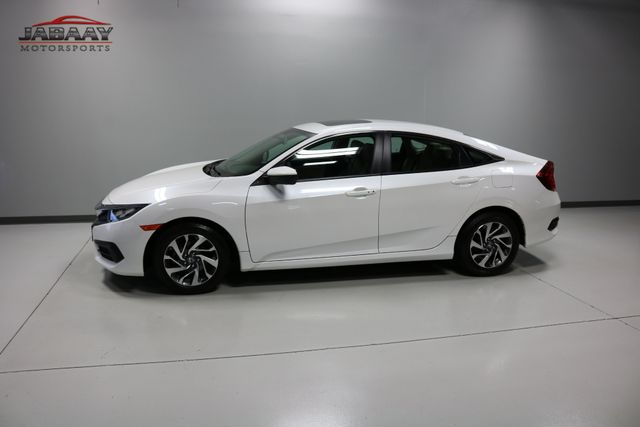 2016 Honda Civic EX Merrillville, Indiana 34