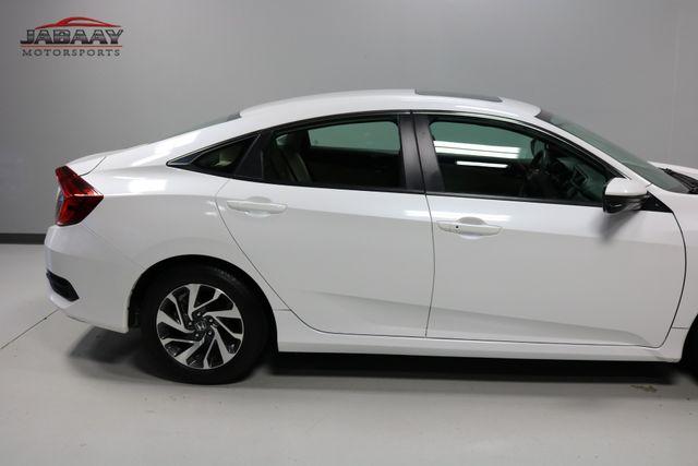 2016 Honda Civic EX Merrillville, Indiana 37