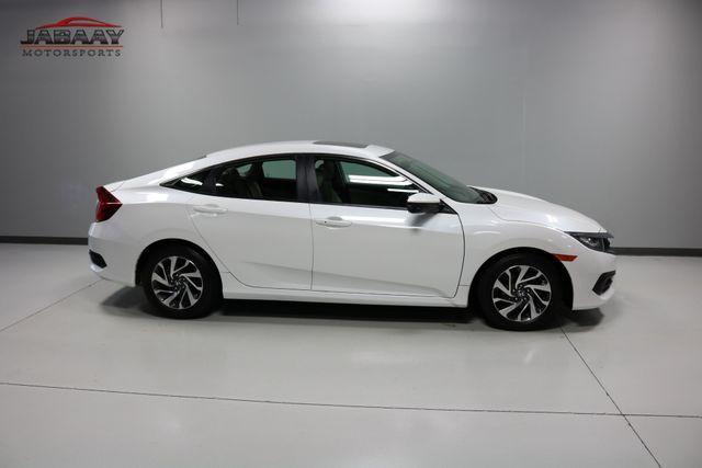 2016 Honda Civic EX Merrillville, Indiana 41