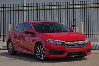 2016 Honda Civic EX*Sunroof*Nav*Only 79k* | Plano, TX | Carrick's Autos in Plano TX