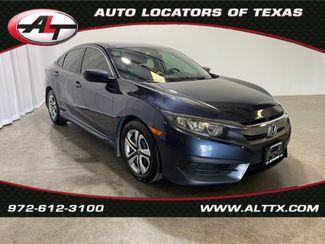 2016 Honda Civic LX in Plano, TX 75093