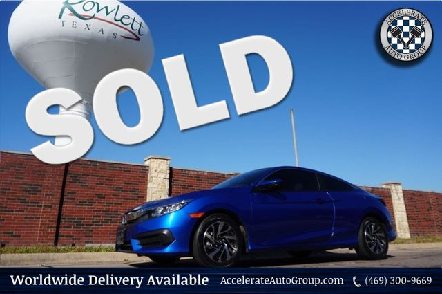 2016 Honda Civic LX-P in Rowlett