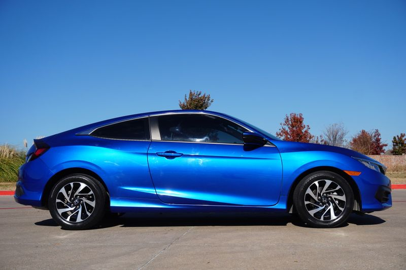 2016 Honda Civic LX-P in Rowlett, Texas