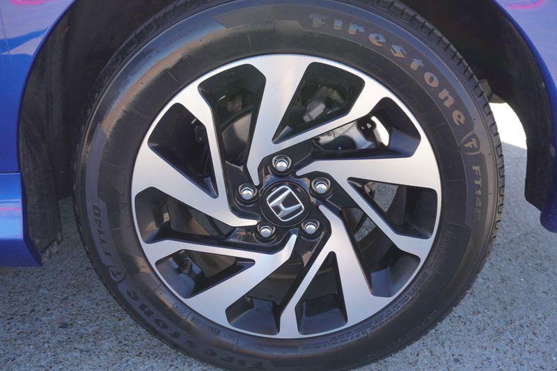 2016 Honda Civic LX-P in Rowlett, Texas