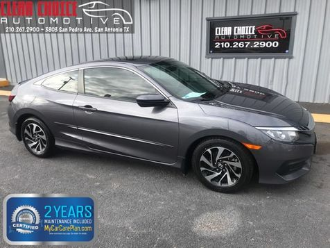 2016 Honda Civic LX-P in San Antonio, TX