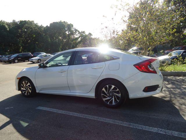 2016 Honda Civic EX SEFFNER, Florida 11