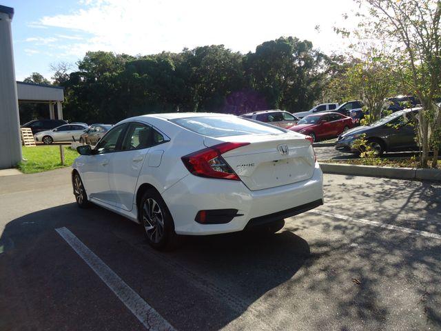 2016 Honda Civic EX SEFFNER, Florida 12