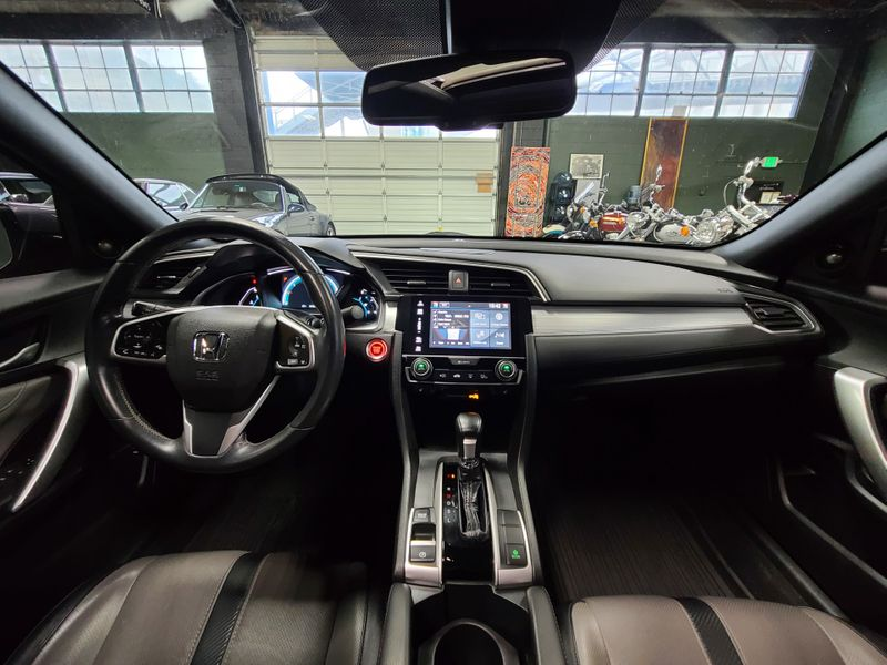 2016 Honda Civic Touring Coupe Local 1 Owner All Options Low Miles Like New Save  city Washington  Complete Automotive  in Seattle, Washington