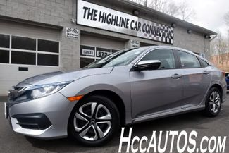 2016 Honda Civic LX Waterbury, Connecticut