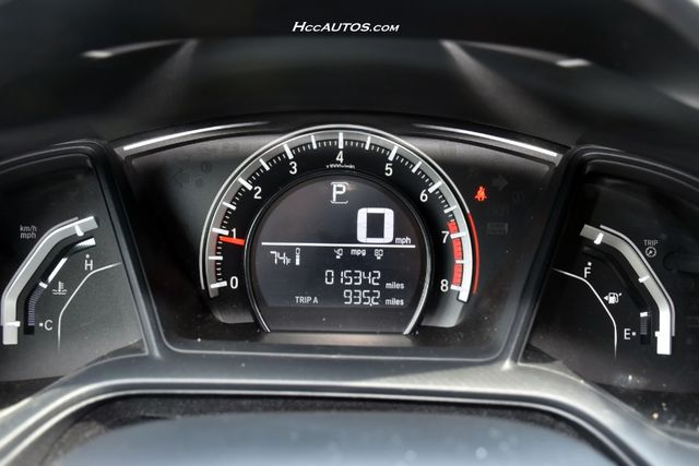 2016 Honda Civic LX Waterbury, Connecticut 21