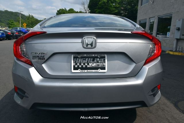 2016 Honda Civic LX Waterbury, Connecticut 4