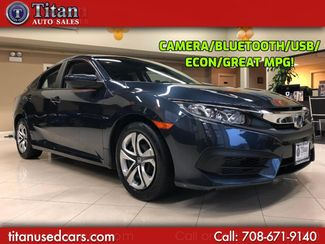 2016 Honda Civic LX in Worth, IL 60482