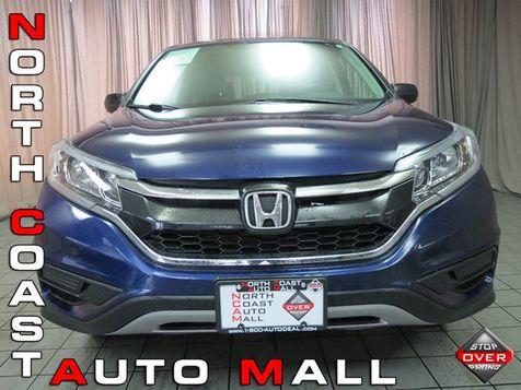 2016 Honda CR-V SE in Akron, OH