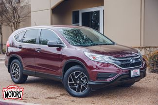 2016 Honda CR-V SE AWD in Arlington, Texas 76013