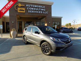 2016 Honda CR-V SE AWD in Bullhead City, AZ 86442-6452