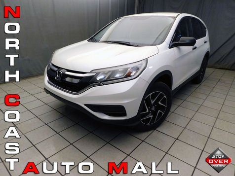 2016 Honda CR-V SE in Cleveland, Ohio