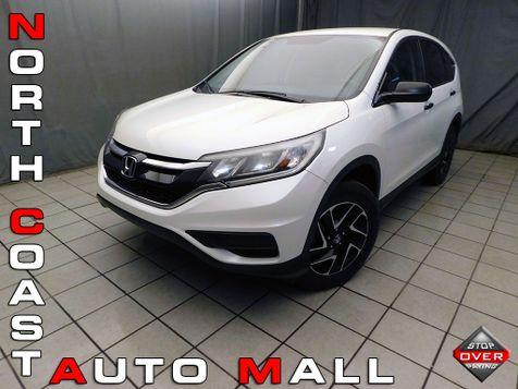 2016 Honda CR-V SE in Cleveland, Ohio