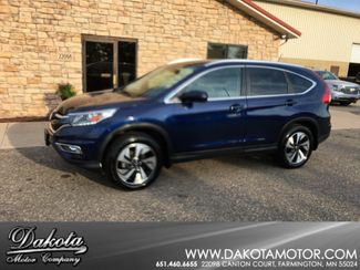 2016 Honda CR-V Touring Farmington, MN