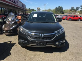 2016 Honda CR-V Touring - John Gibson Auto Sales Hot Springs in Hot Springs Arkansas