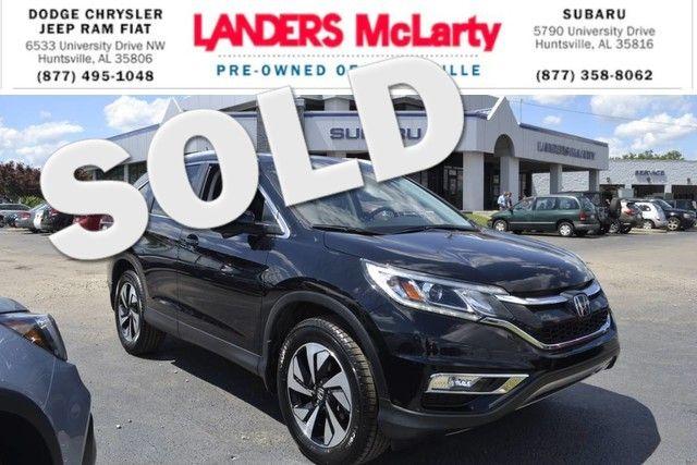 2016 Honda CR-V Touring | Huntsville, Alabama | Landers Mclarty DCJ & Subaru in  Alabama