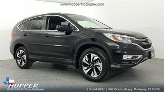 2016 Honda CR-V Touring in McKinney, Texas 75070