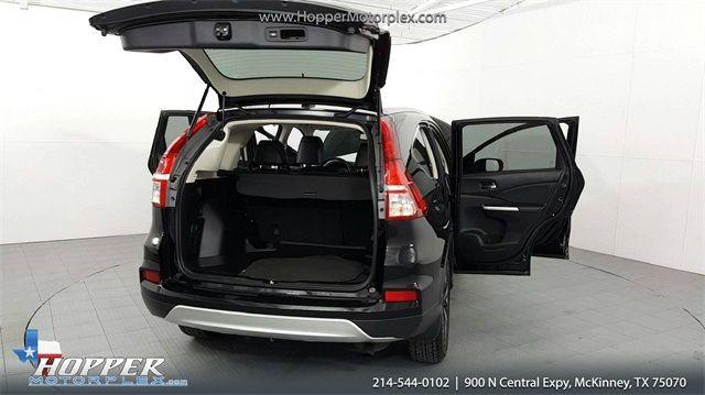 2016 Honda CR-V Touring in McKinney, Texas 75070